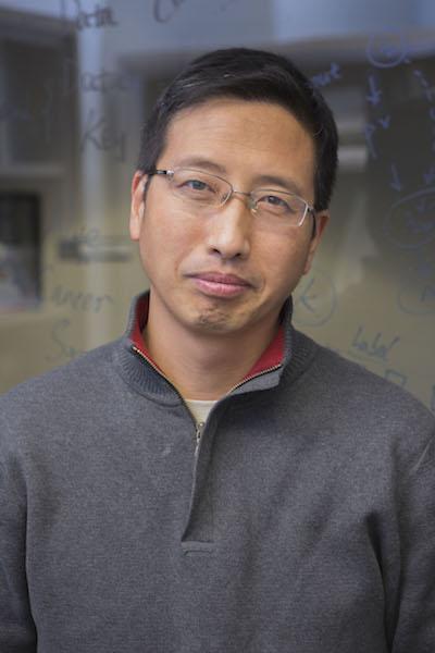 CSRE working group member Peng Liu.