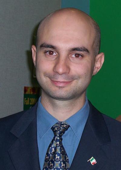 CSRE working group member Guido Cervone.