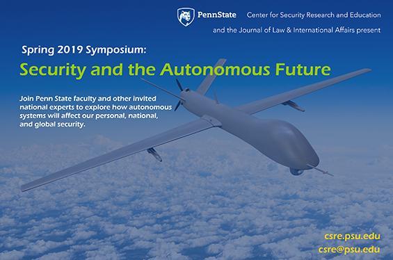 Security and the Autonomous Future
