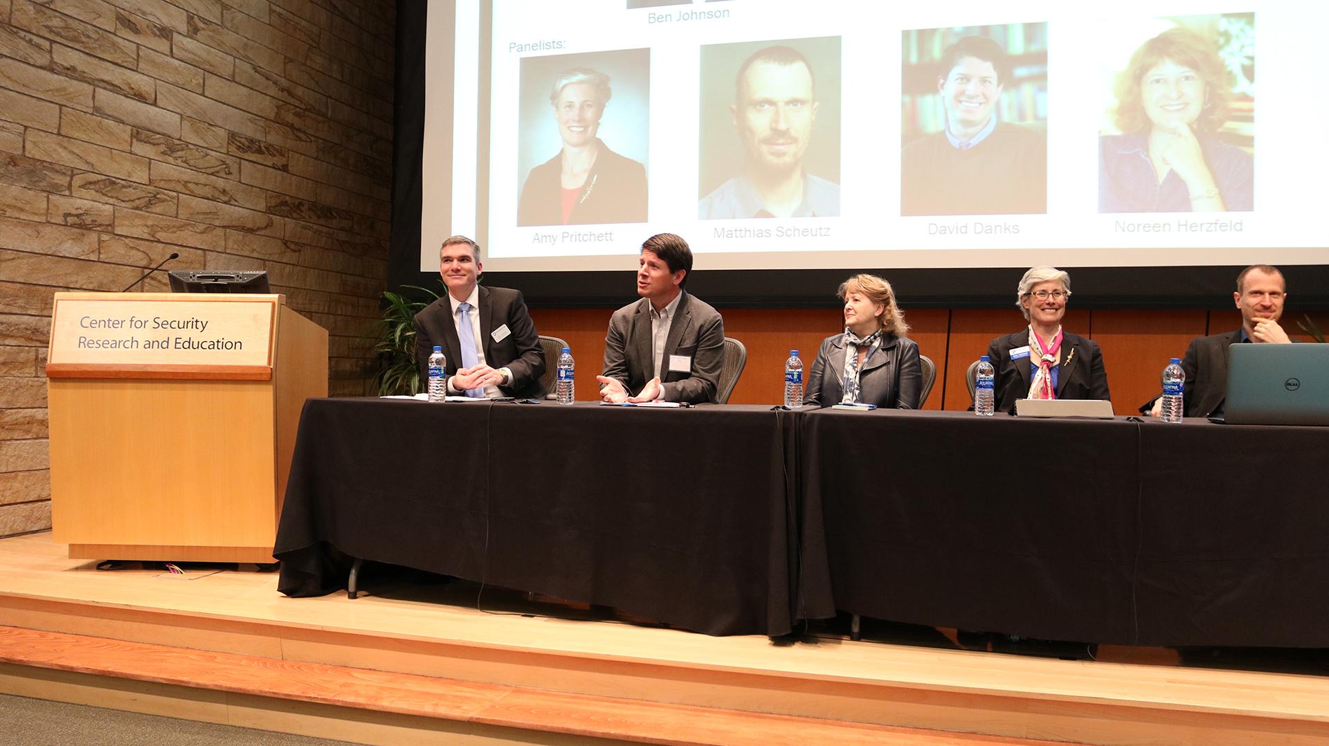 CSRE Symposium Panel 5